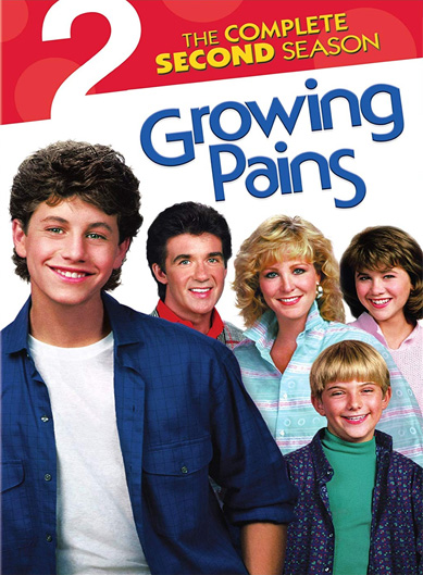 Growing Pains - Saison 2