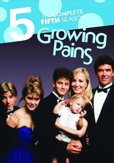 Growing Pains - Saison 5