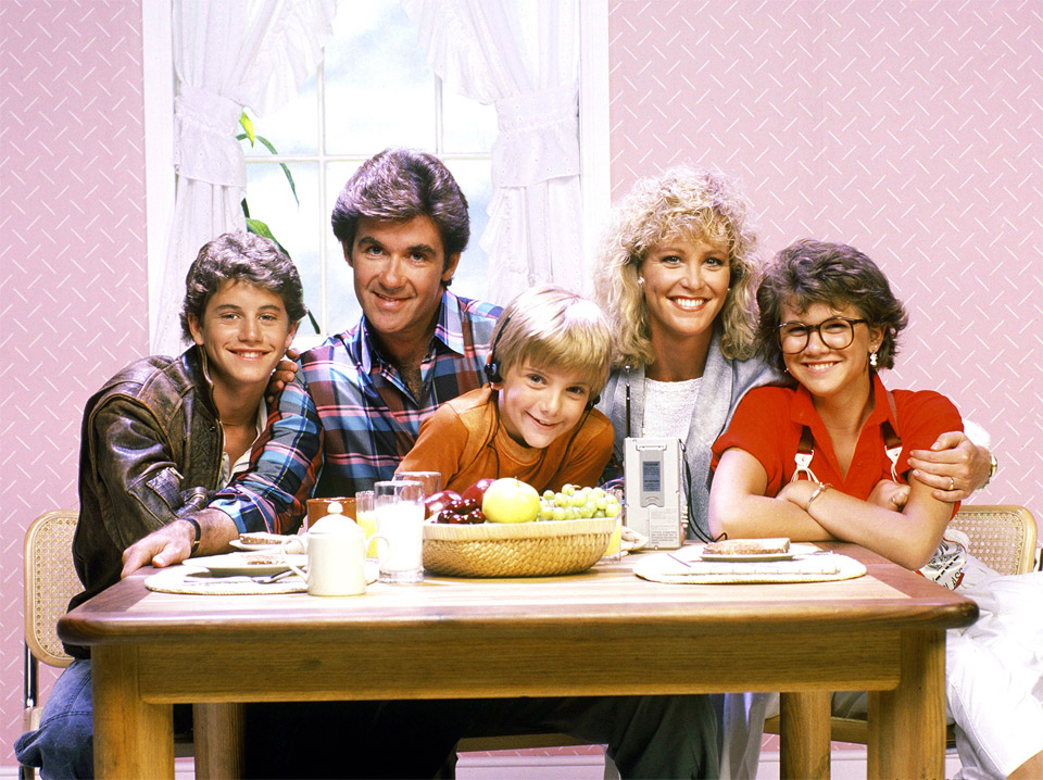 Growing Pains Family